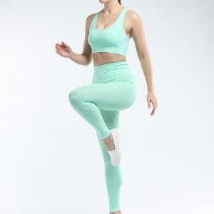 Seamless leggings green Effect