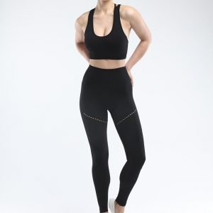 Legging and sports bra set black Win