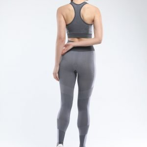 Seamless activewear sets light grey Energy