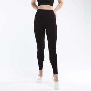 Seamless yoga legging black Super