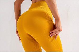 Leggings VS Yoga Pants
